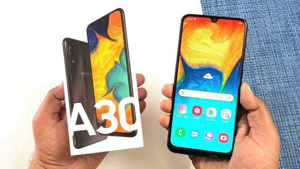 How Much Is Samsung Galaxy A30? Samsung Galaxy A30 Price and Specs Review