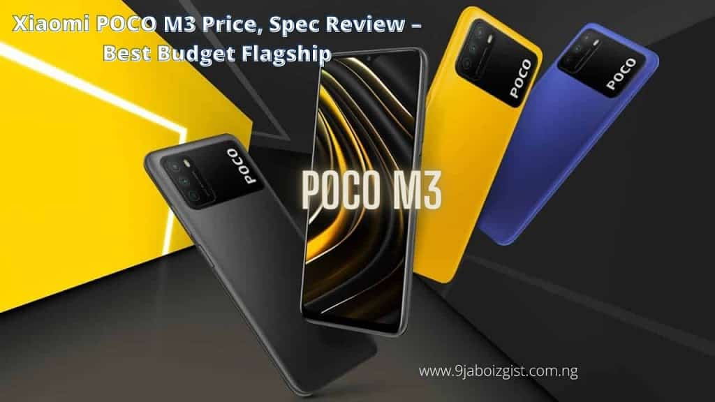 Xiaomi POCO M3 Price, Spec Review – Best Budget Flagship