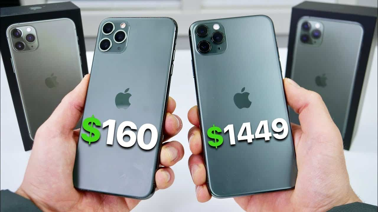 How To Spot Fake iPhone 11 – 17 Ways To Spot Any Fake iPhone 11/Pro/Pro Max