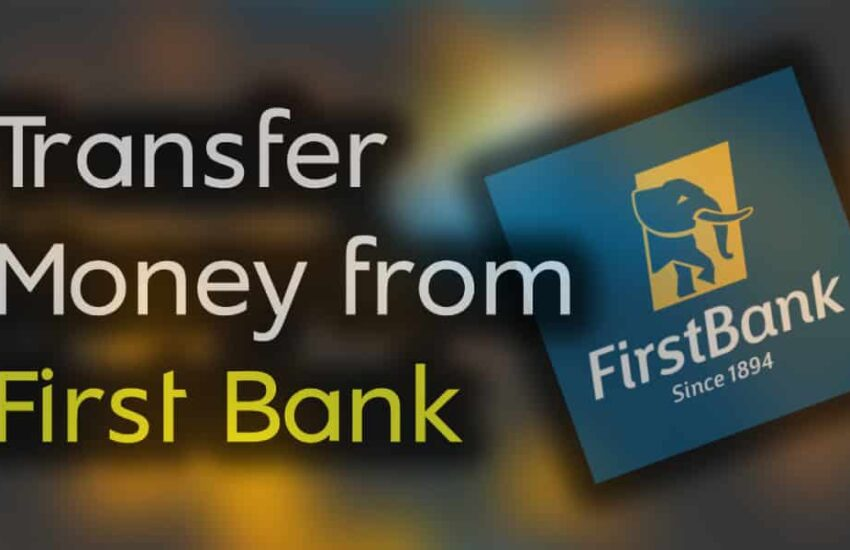 First Bank Transfer Code - How To Register & Use First Bank USSD Code