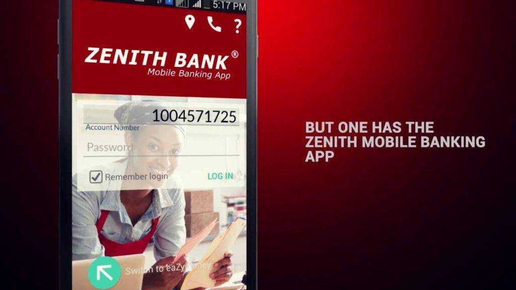 How To Register and Use Zenith Bank Mobile App in 2021