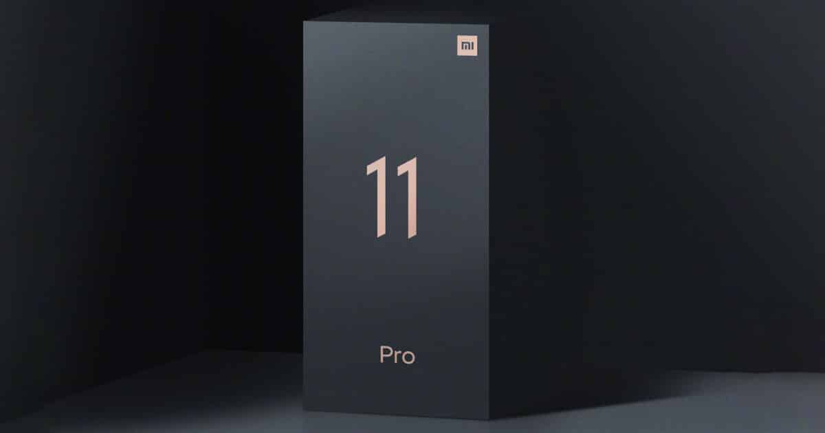 Xiaomi Will Launch The Mi 11 Pro, Mi 11 Ultra Next Week