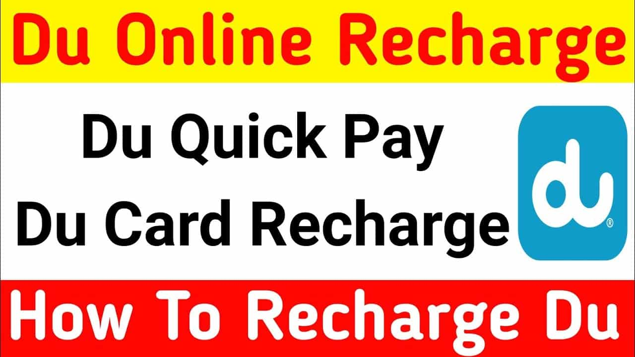 Du Quick Pay – How To Pay Your Online Invoice With Du Quick Pay 2021
