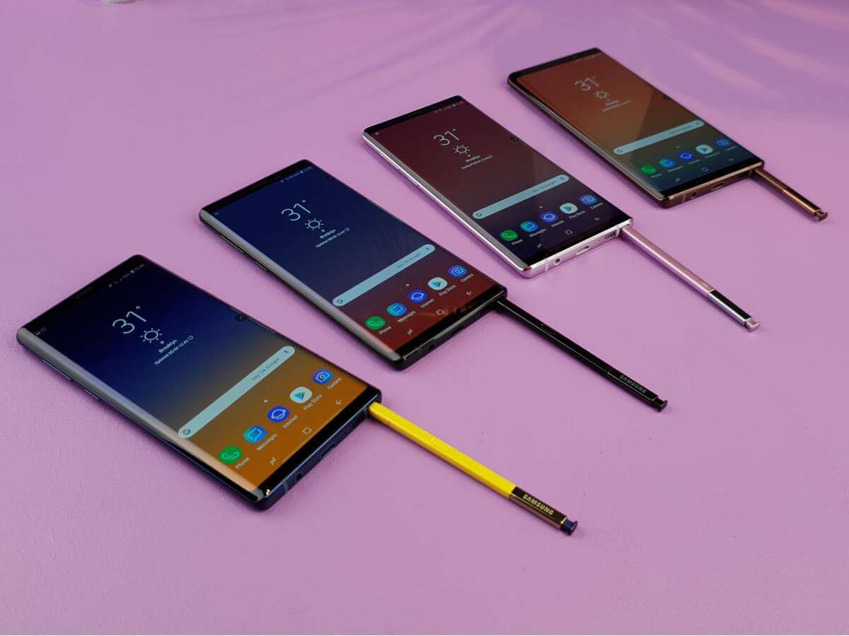 The 10 Features Of The Samsung Galaxy Note 9 That Business Users Need Most