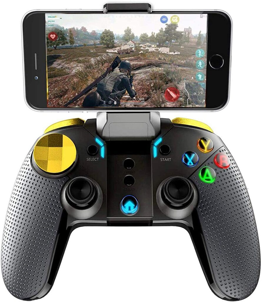iPEGA PG-9118 Wireless Mobile Smart Gamepad Controller PUBG for Galaxy S21 Ultra