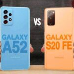 Samsung Galaxy A52 vs Samsung Galaxy S20 FE - Could Cheaper Be Better?